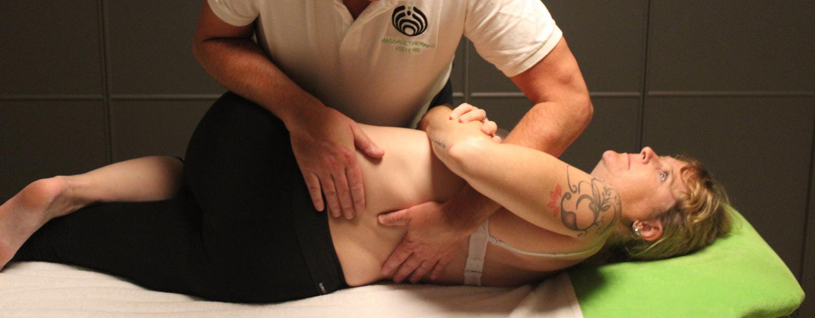 Klachtenvrij bewegen - optimaal herstel bij (onbegrepen) pijnklachten. Massagetherapie Pieters Gouda
