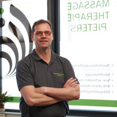Martijn Pieters (sport)massagetherapeut Gouda